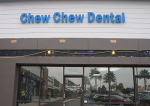 Chew Chew Dental Office Front