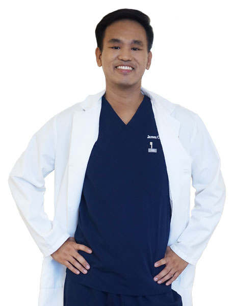 Dr James Chie Photo