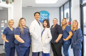 Chew Chew Dental team photo